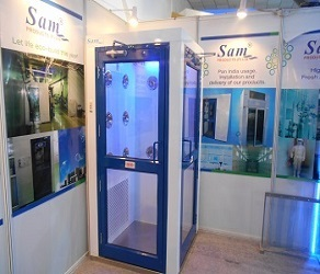Air shower manufacturers